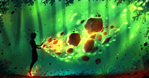 Earth Elemental by ryky