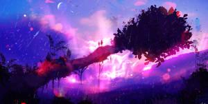 Purple Rain by ryky