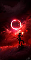 The Eclipse by ryky