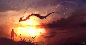 Follow the Sun by ryky