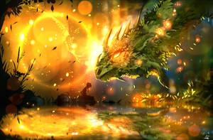 Dragon Soul by ryky