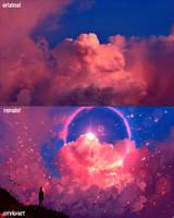 Fantasy Sky- NEW YOUTUBE VIDEO by ryky
