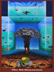 The Oil Dimension by florescu