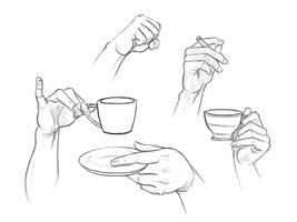 Hands Again by Adreean