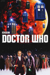 Doctor Who Cover by Dave2399