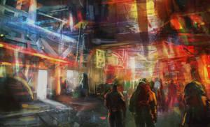 City by PapayouFR
