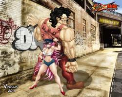 Street Fighter X Tekken part1 by viniciusmt2007