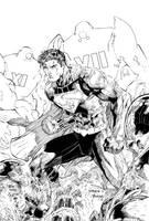 Superman 2013 Ink!!! (2) by viniciusmt2007