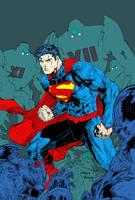 Superman 2013 Colors !!! (2) by viniciusmt2007