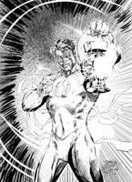 Green Lantern 2013!!! by viniciusmt2007