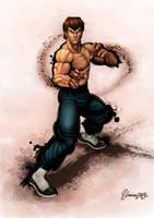 Fei-Long Ultra Street Fighter IV... by viniciusmt2007