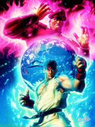 RYU. Revised version by viniciusmt2007