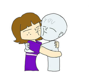 Hey if anyone needs a hug by ShoobaQueen