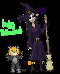 DeadLife Halloween by ShoobaQueen