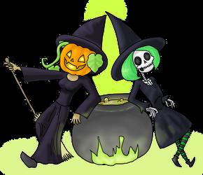 It's still Halloween by ShoobaQueen