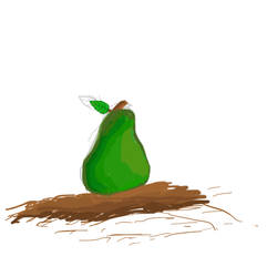 Pear by Potateus