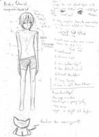 bishie tutorial by SanekoPrinceofTennis