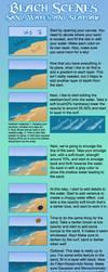 Beach Scenes: Sand, Waves and Seafoam! by ClemiKinkajou
