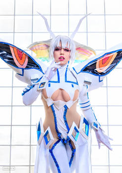 Ragyo Kiryuin Cosplay: The Beginning and End by Khainsaw