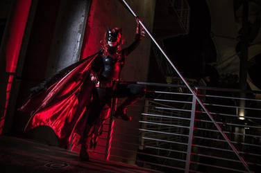Batwoman Cosplay: Fighting the Fight by Khainsaw