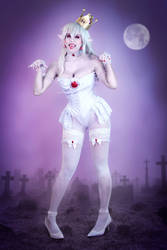 Boosette Cosplay by Khainsaw