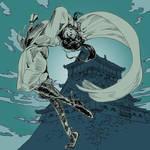 Ninja by GACCHANCO