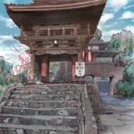Fumonji  by GACCHANCO