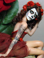 Day of the Dead 1 by moonglue