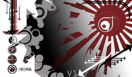 Ma-su-ta Background by mirageARTS