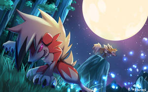Pokemon : Under the moonlight by R-nowong