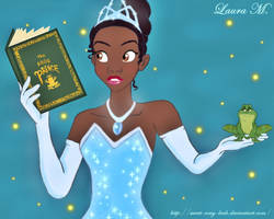 The Princess and The Frog by Sweet-Amy-Leah