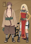Kasami and Fuko by Kasami-Sensei
