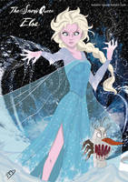 Twisted Elsa by Kasami-Sensei