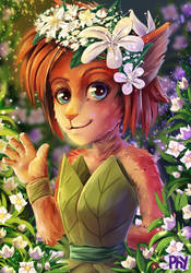 Elora  by PhySen