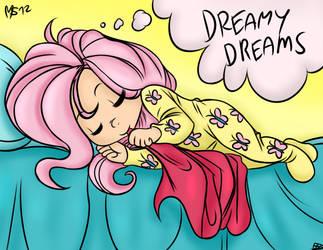 Dreamy Dreams. by FreeFraQ