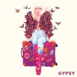 LADY GAGA: GYPSY by FelipeJiRo