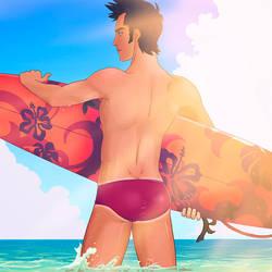 Summerboy by FelipeJiRo