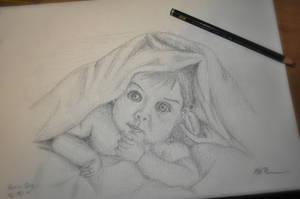 Little Baby by HannesDreyer