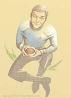 dr McCoy by spanielf