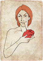 Valentine by spanielf