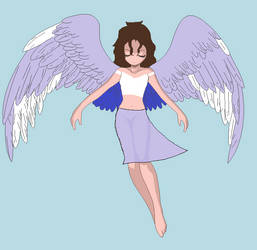 My Angel... by Silverthorn4455