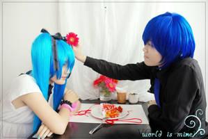 Cosplay - World is mine by meipikachu