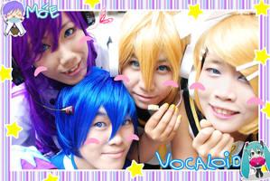 Boku wa Vocaloid desu by meipikachu