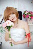 Sakura Kinomoto - Smile by meipikachu