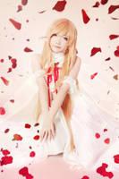 ALO - Fairy Queen Asuna by meipikachu