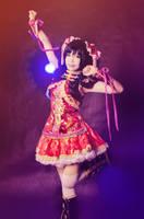 Love Live! China Costume - Niko Yazawa by meipikachu