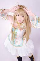 Love Live! China Costume - Kotori Minami 2 by meipikachu
