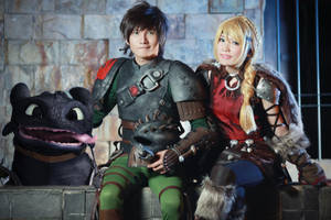How to train your dragon 2 by meipikachu