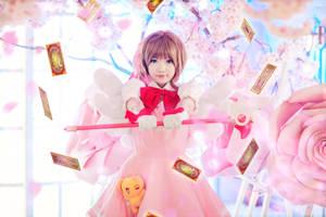 Cardcaptor Sakura - Release! by meipikachu