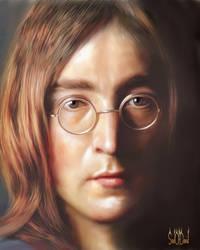 John Lennon by SoulOfDavid